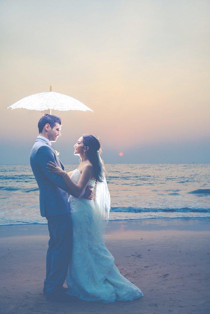 Ryan & Lyzzane - Goa