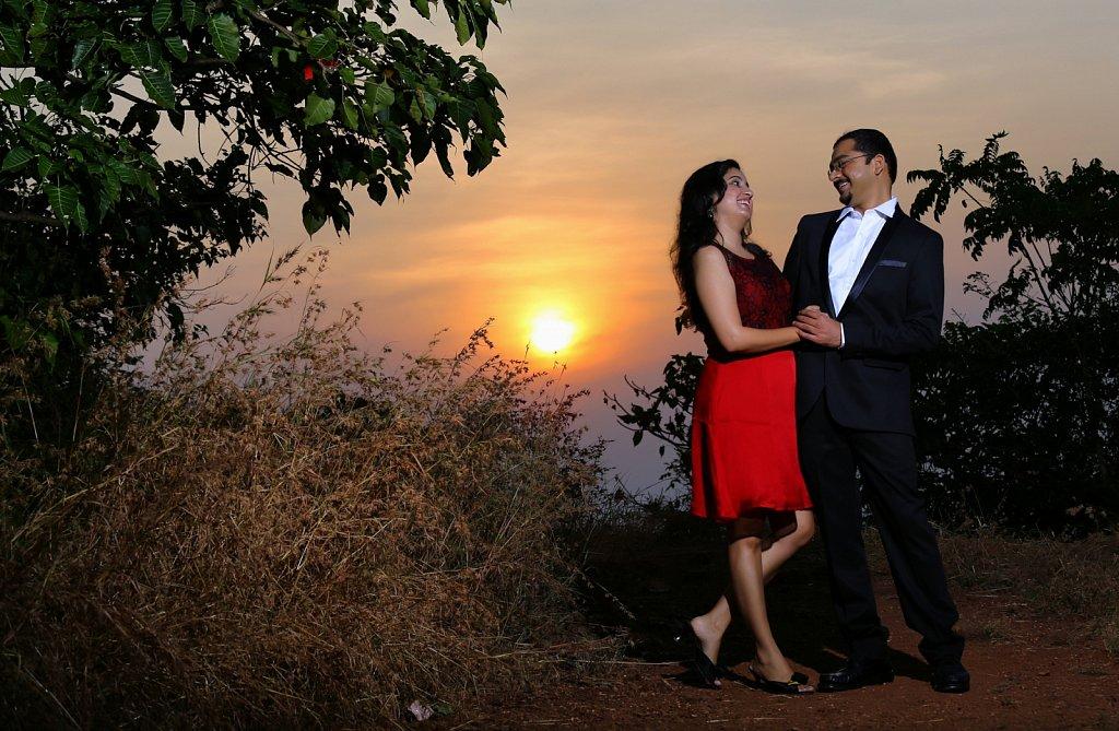 Aditya and Nidhi