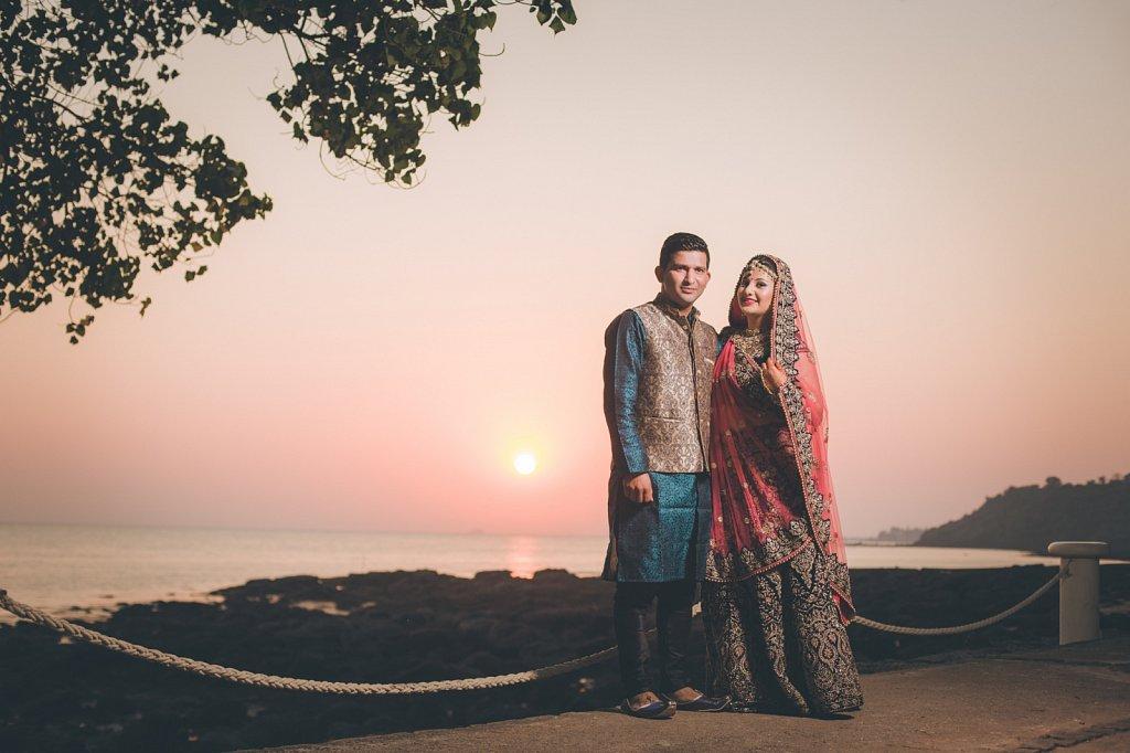 Surabhi & Dalwin- Goa