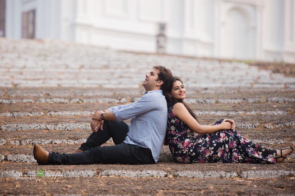 Harshit & Gaurika